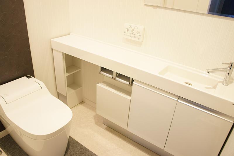 トイレに独立した手洗いを設置するときの注意点と費用