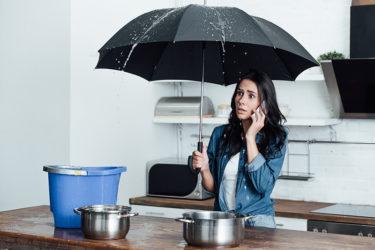 建物にとって重大なリスク「雨漏り」対策の5つのポイントとは?